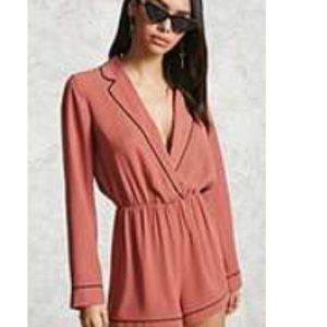 Other - Brand new never worn ROMPER PROFESSIONAL WEAR